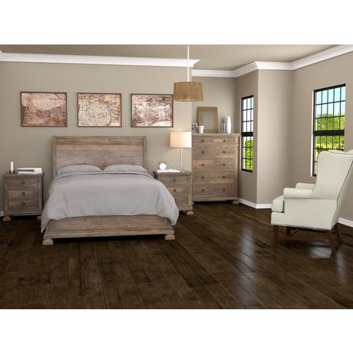 Cocoa Oak Hand Scraped Plank With Cork Back 65mm 100109818