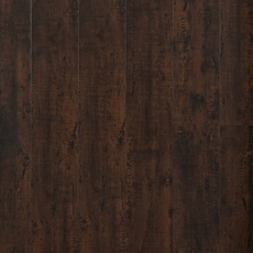NuCore Cocoa Oak Hand Scraped Plank with Cork Back