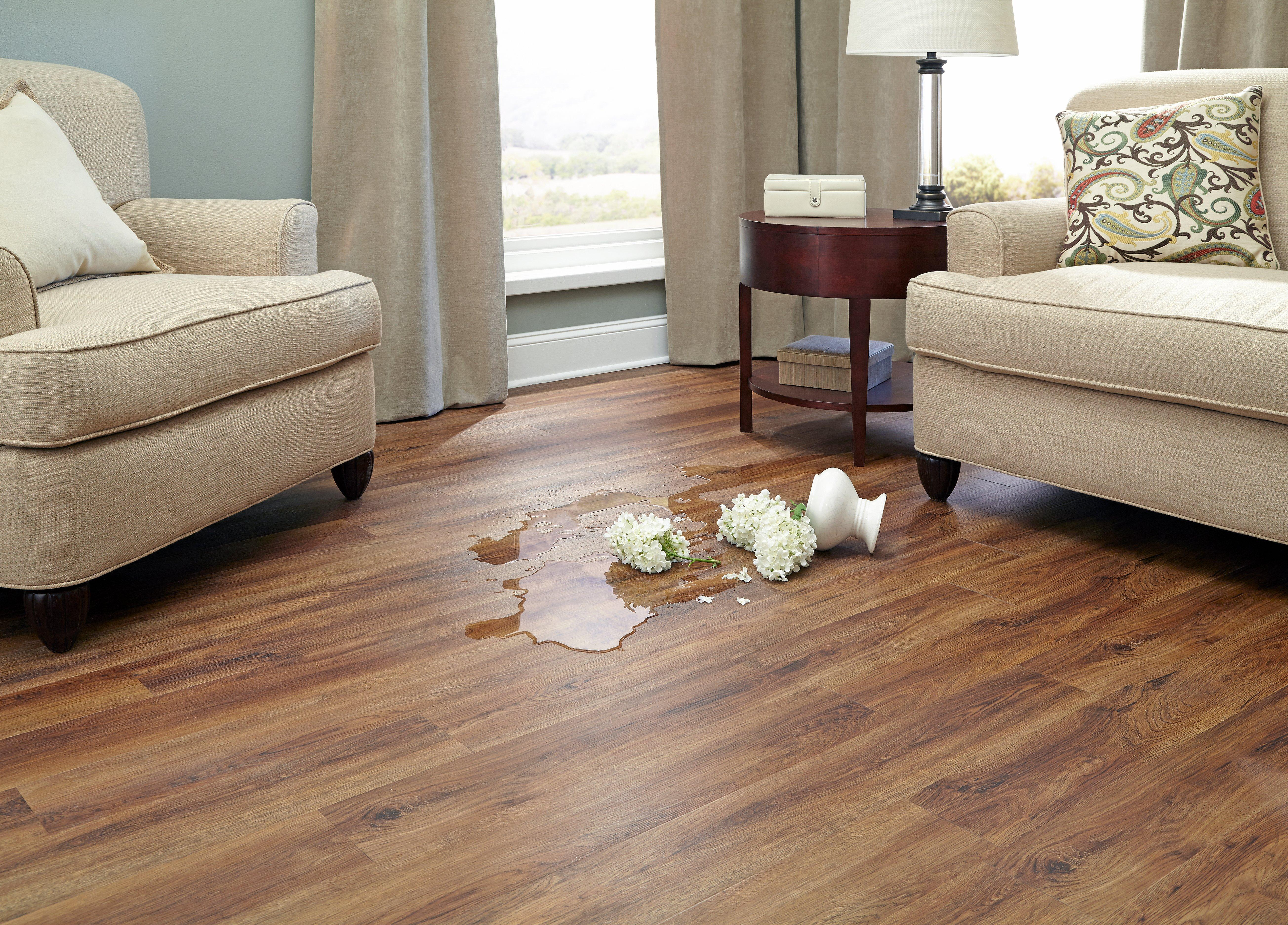 laminate flooring kitchen waterproof vinyl offering additional benefits now there is laminate option for every room in the house including kitchens mudrooms basements and even full bathrooms top exclusive water resistant waterproof floors