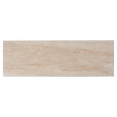 Ivory Vein Cut Honed Travertine Tile
