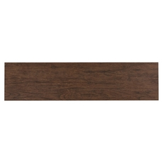 Providence Dark Brown Wood Plank Porcelain Tile