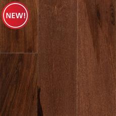 New! Brazilian Pecan Cocoa Solid Hardwood