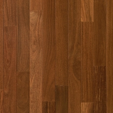 Natural Teak Smooth Solid Hardwood