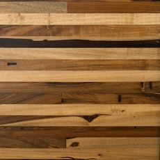 Brazilian Pecan Butcher Block Island 6ft.