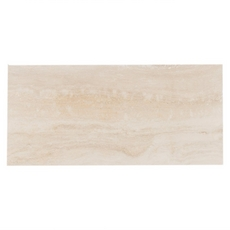 Light Vein Cut Brushed Travertine Tile