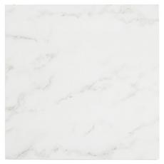 Carrara White High Gloss Ceramic Tile