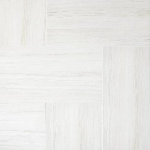 white porcelain tile floor. Impress White Matte Porcelain Tile  12in x 24in 100128966 Floor and Decor