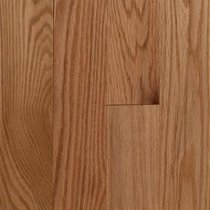 Natural Red Oak Smooth Solid Hardwood