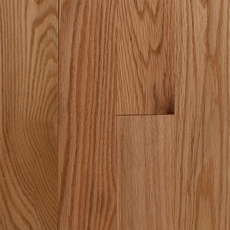 Natural Red Oak Solid Hardwood