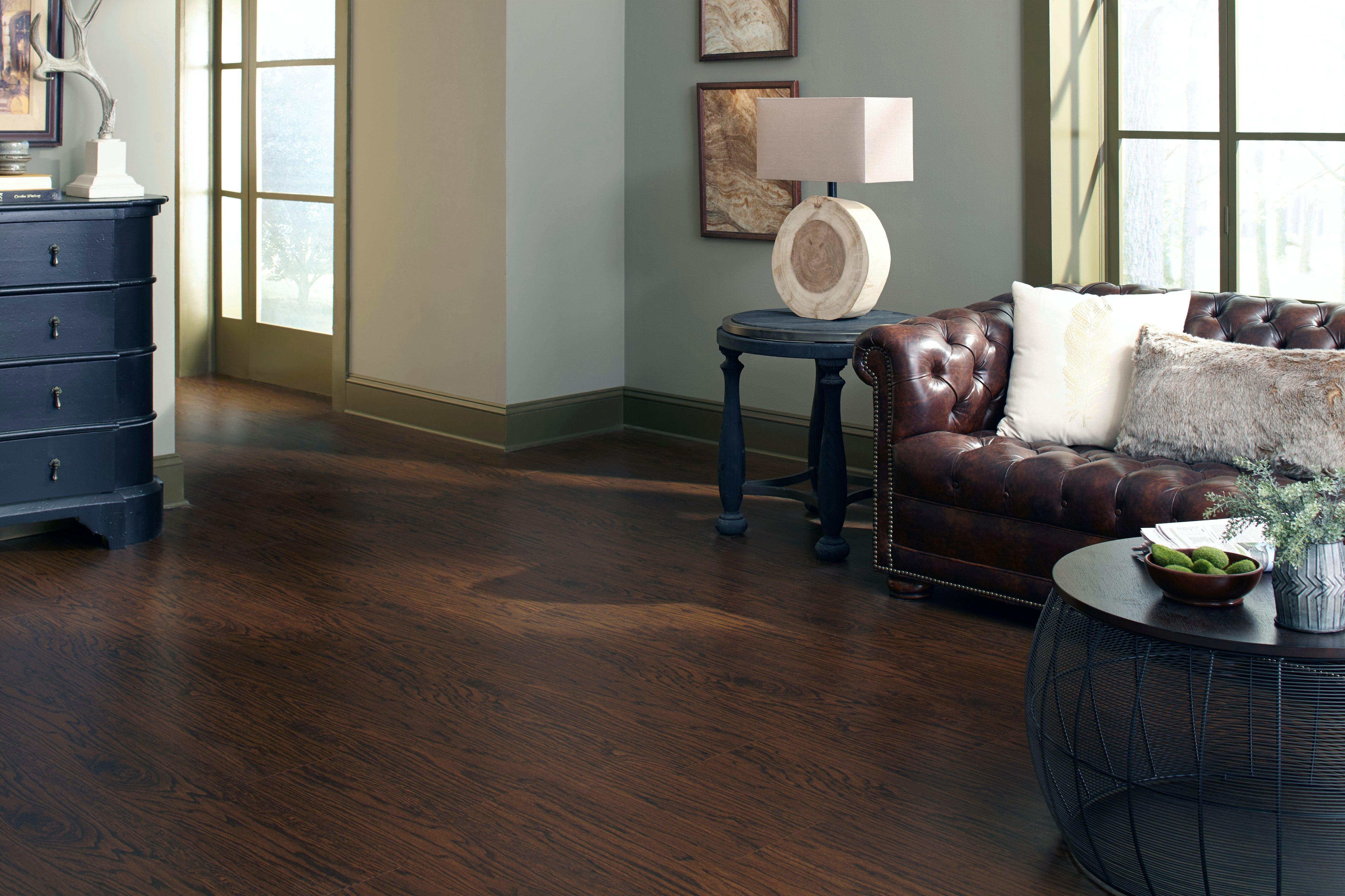 Wildwood Rustic Hickory Laminate - mm -   Floor and Decor