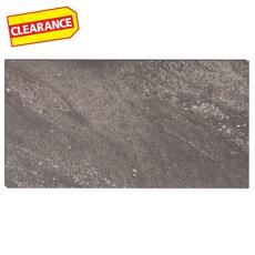 Clearance! Casa Moderna Graphite Luxury Vinyl Tile
