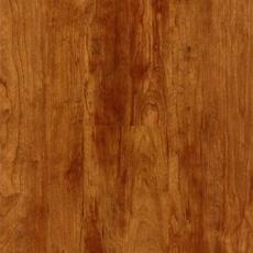 Casa Moderna Highland Cherry High-Gloss Luxury Vinyl Plank
