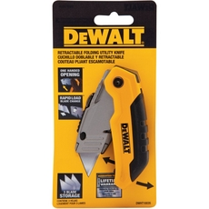 DeWalt Folding Retractable Utility Knife