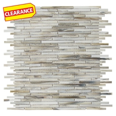 Clearance! New Art Twilight Mini Glass Mosaic