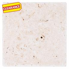 Clearance! Crema Antiqua Travertine Tile