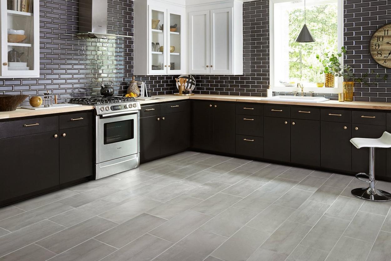 Kitchen Gallery Floor Decor
