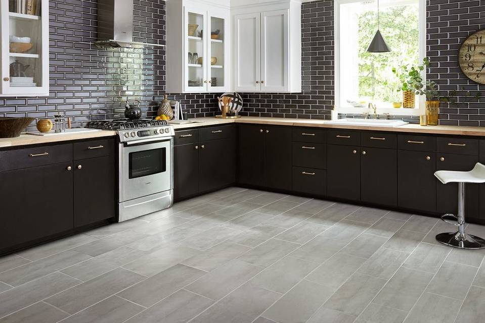 The Best Floors for Your Kitchen