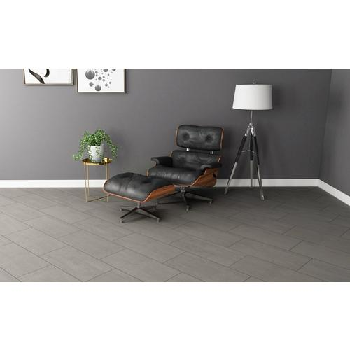 Concrete Gray Ceramic Tile 12 X 24 100136795 Floor And Decor