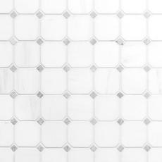 Dolomite Terra Marine Marble Mosaic