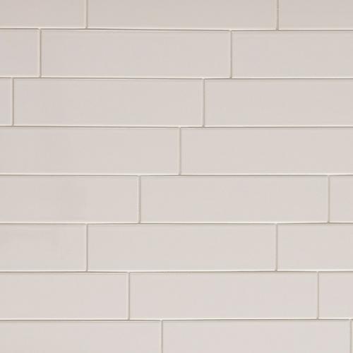 Metro White Glossy Ceramic Tile X Floor And Decor - 4x12 white glossy subway tile