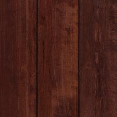 Cappuccino Birch Hand Scraped Solid Hardwood