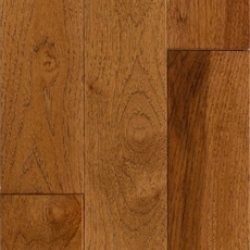 Sugar Hickory Wire Brushed Solid Hardwood