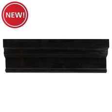 New! Absolute Black Marble Crown Molding