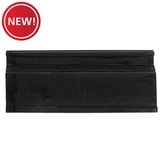 New! Absolute Black Marble Base Molding