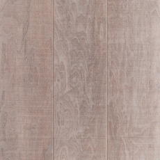Snow Walnut Hand Scraped Wire Brushed Engineered Hardwood