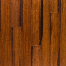 EcoForest Brunneis Hand Scraped Solid Stranded Bamboo