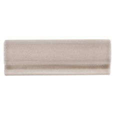Villa Heirloom Pewter Porcelain Bullnose