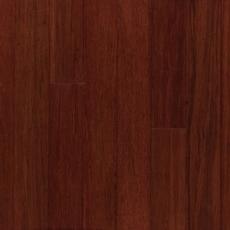 EcoForest Cherry High-Gloss Locking Engineered Bamboo