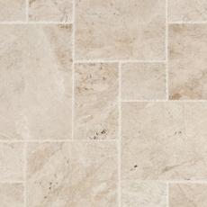 Natural Pattern Brushed Marble Tile