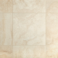Cascade Cream Honed Travertine Tile