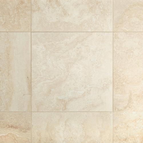 Cascade Cream Honed Travertine Tile 18 X 18 100189596 Floor