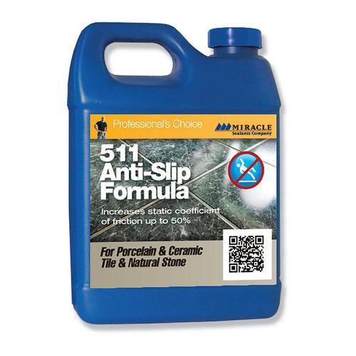 Miracle AntiSlip Formula Sealer Qt Floor And - Anti slip sealer for tiles