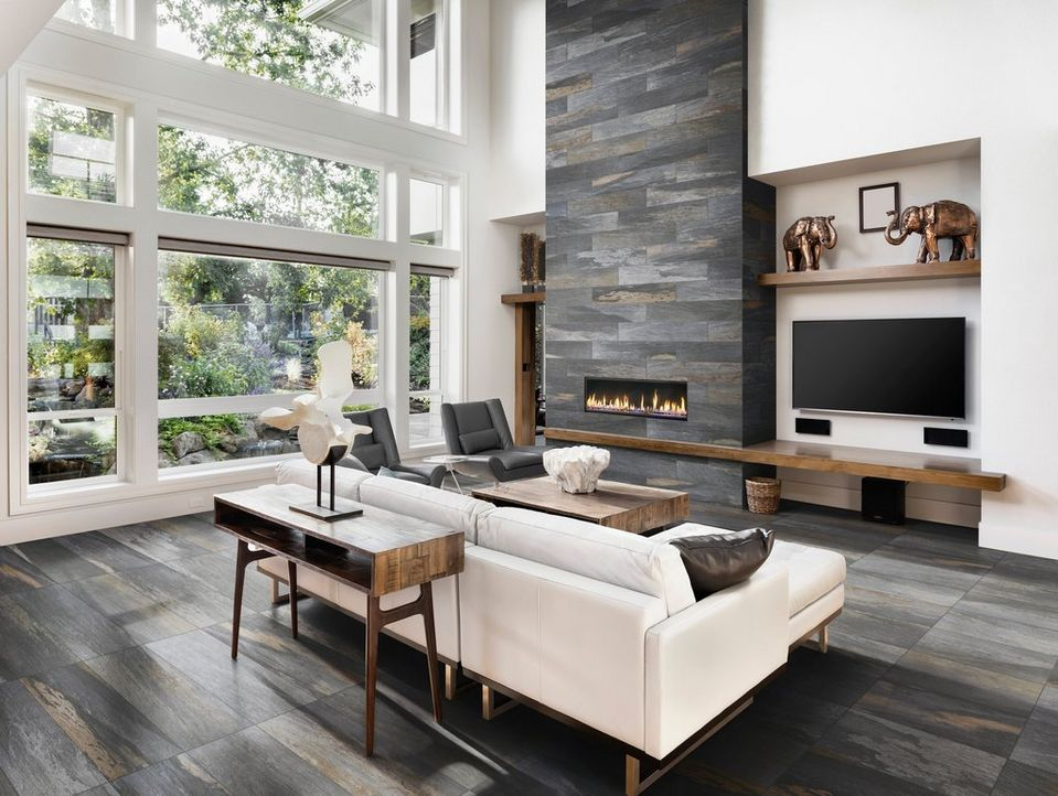 Creating A Rustic Living Room Decor: Get Inspired: Wood On Walls