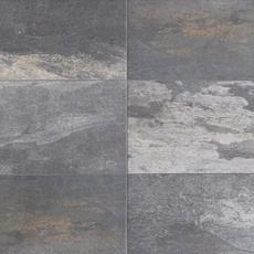 Meridian Slate Gray Porcelain Tile