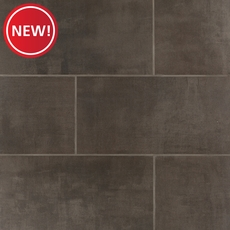 New! Campo Dark Brown Porcelain Tile