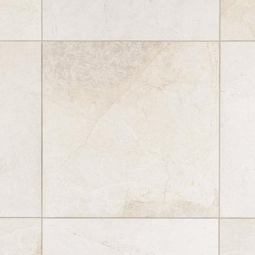Vanilla Cream Red Marble Tile - 24 x 24 - 100193127 | Floor and Decor