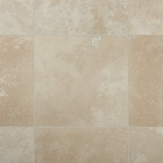 Ivory Coast Brushed Travertine Tile