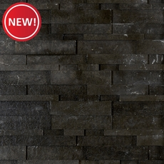 New! Durham Black Brick Panel