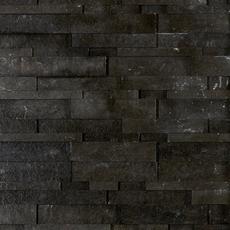Durham Black Brick Panel