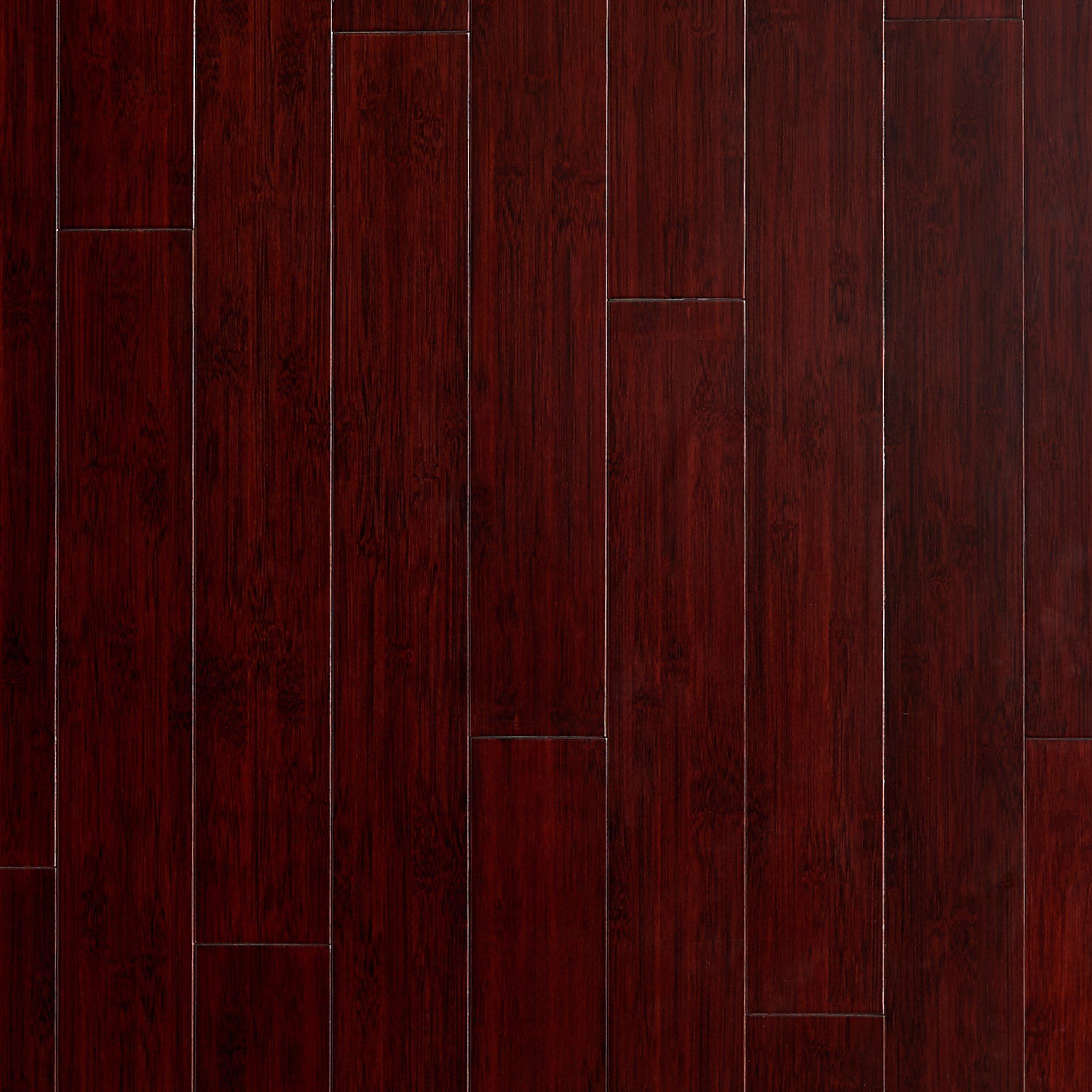 Autumn Spice Solid Bamboo   3/8in. X 3 5/8in.   100193630 | Floor And Decor
