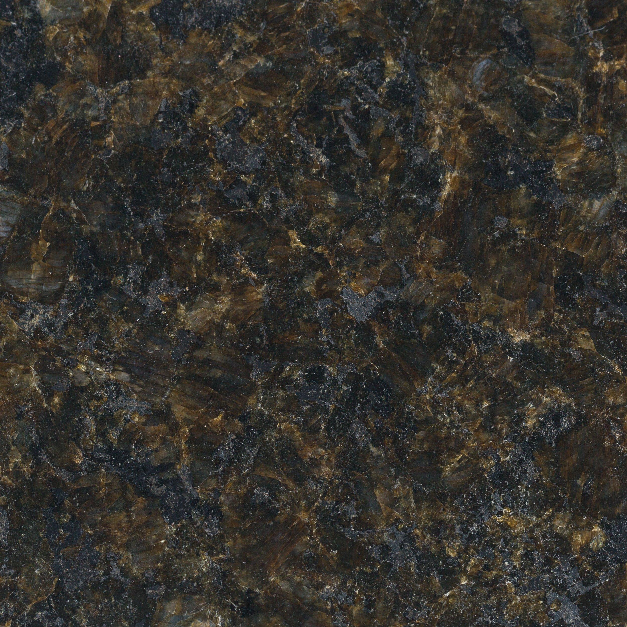- Sample - Custom Countertop Ubatuba Granite - 4 X 4 - 100194711
