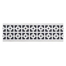 Compotite 24in. Mission Design Stainless Steel Grate