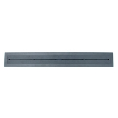 Compotite 36in. Tile-Over Top Black ABS Cover Plate