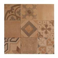 Terracotta Argilla Porcelain Tile