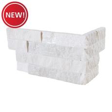 New! Glacier Slate Corner Panel Ledger