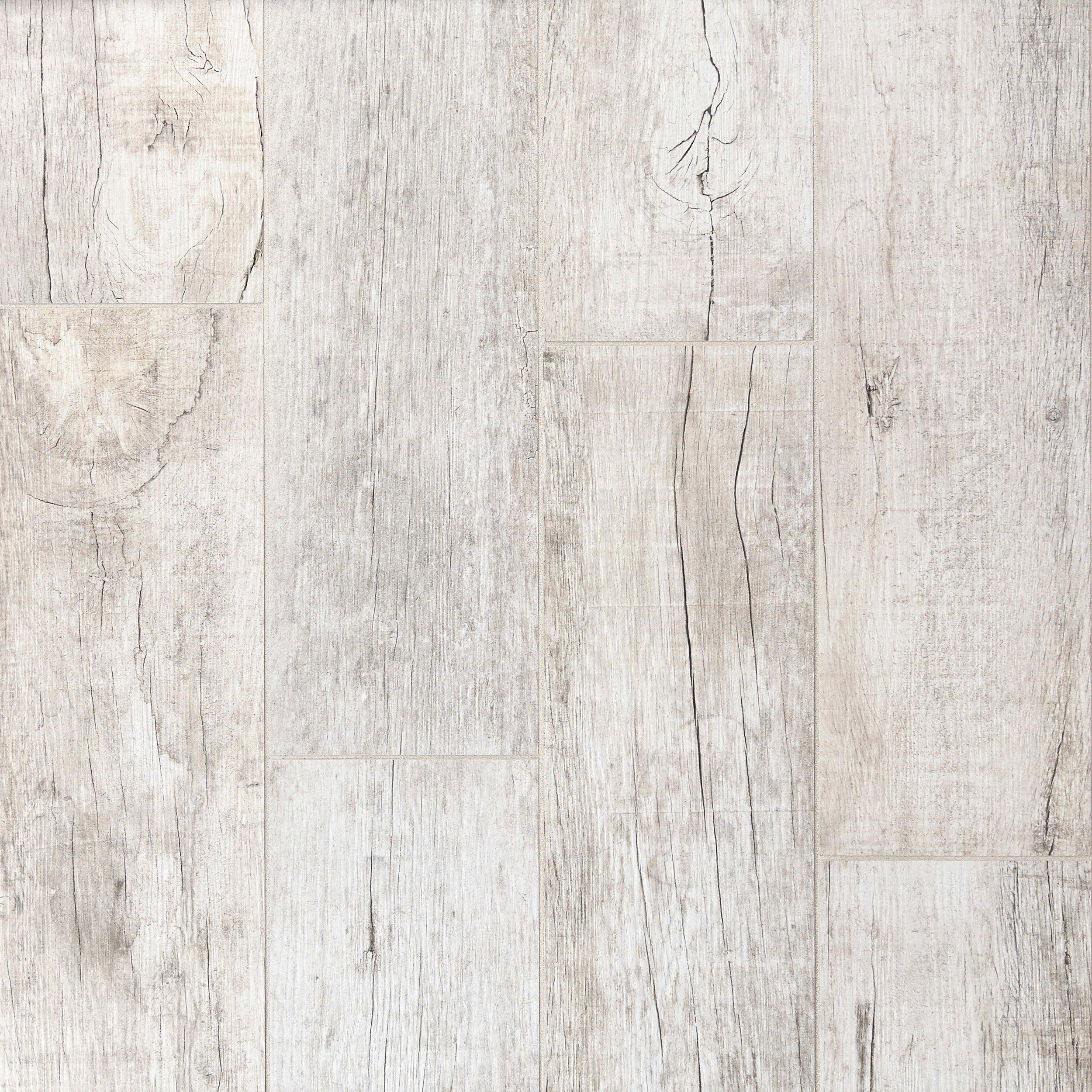 Frontier Light Wood Plank Porcelain Tile